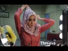 Hijab Tutorial 2013 by ZOYA (4 style) - YouTube