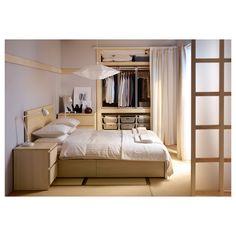 Frame twin ikea malm bed