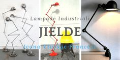 Vuoi una lampada vintage stile industriale ? Segui questa guida per scoprire dove trovare pezzi Originali