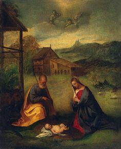 Nativité Giorgione