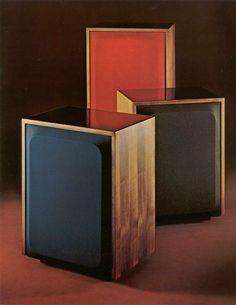 JBL, L65 Jubal Speakers, 1975