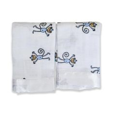 aden + anais Comfort Security Blanket 2-Pack