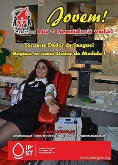 LITORAL CENTRO - COMUNICAÇÃO E IMAGEM: Colheita de Sangue e Medula Óssea Dia 25 de Novemb...