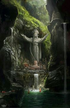 Find images and videos about fantasy on we heart it - the app to get lost in what you love. Fantasy City, Fantasy Places, Fantasy Kunst, Fantasy World, Fantasy Village, Dream Fantasy, Fantasy Island, Fantasy Concept Art, Fantasy Artwork