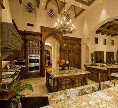 I would cook all the time just to be in this kitchen!