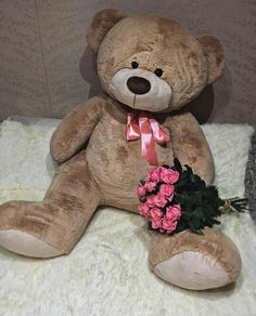 "[COMPLITED] ""Apa seharusnya dari awal gue gausah ke Korea? kenapa akh… #fiksipenggemar # Fiksi penggemar # amreading # books # wattpad Big Teddy, Cute Teddy Bears, Flower Phone Wallpaper, Bear Wallpaper, Cute Couple Gifts, Cute Gifts, Rose Flower Pictures, Teddy Bear Cartoon, Teddy Bear Gifts"