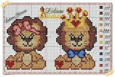 Whimsy Royal lions