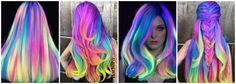 Conoce las tendencias de color de cabello para este 2017. ¿Con cuál te quedas?