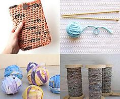 How to make yarn: free tutorials