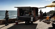 The best food trucks in Cape Town – The Inside Guide Best Food Trucks, Pub Decor, Espresso Bar, Coffee Truck, Beer Garden, Cape Town, Good Things, Travelling, Destinations