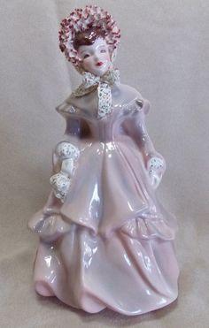 "Florence Ceramics Figurine ""Melanie""."