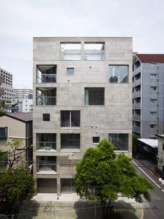 Hiroyuki Ito Architects - GRID, Tokyo, JP
