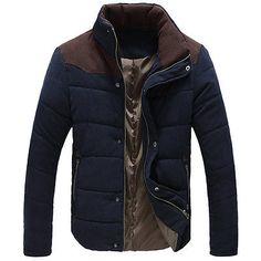 2015 TOPS Luxe BLOUSON/VESTE HIVER/DOWN HOMMES HIVER Doudoune Manteaux vestes