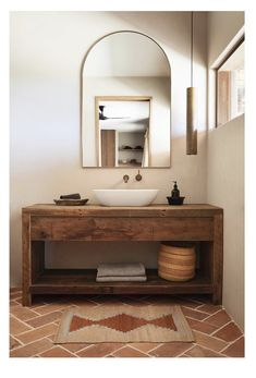 Wunderschönes Badezimmer The Rise Byron Bay - Pure Locations Wunderschönes Badezimmer The Rise Byron Bay - Pure Locations Bad Inspiration, Bathroom Inspiration, Home Decor Inspiration, Minimalism Living, Beautiful Bathrooms, Modern Bathroom, Master Bathroom, Colorful Bathroom, Natural Bathroom