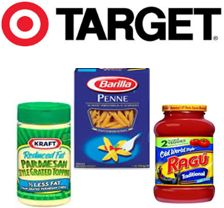 Pay as low as $0.23 each for 10 products (Barilla, Ragu & Kraft Parmesan) after sale, coupons, gift card & cash back. This Target deal alert is running