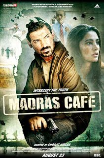 Madras Cafe is a Bollywood action and spy movie, starring John Abraham, Nargis Fakhri, Rashi Khanna and many others. This film is based on real happening in India and Sri Lanka during John Abraham, Imdb Movies, Comedy Movies, Movie Film, Movie Songs, Movies 2019, Streaming Vf, Streaming Movies, Disney Pixar