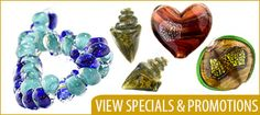 Unicorne Beads - Specials and Promotions