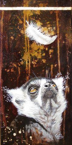 Sophie Wilkins - Pintor - Animales - Canadiense