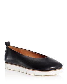 78d02eac811c Gentle Souls Demi Platform Flats Shoes - All Shoes - Bloomingdale s. Jill  Briggs