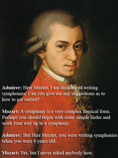 Wolfgang Amadeus Mozart Vs. An Admirer | The 32 Wittiest Comebacks Of All Time