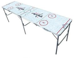 NHL Wild Sports Tailgate Table - 2'x8'
