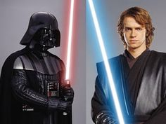 Darth Vader - my all time favorite villain together with Anakin Skywalker - one of my all time favorite heroes <3