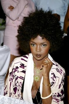 Love Black Bohemian   via Tumblr #beauty #africanamerican #makeup #naturalhair