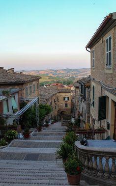 Corinaldo, Senigallia, Marche, Italia Rantapallo Blog #ilovesenigallia