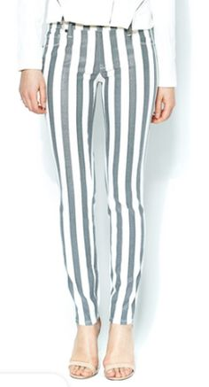 Cute striped denim pants http://rstyle.me/n/fyk6ur9te