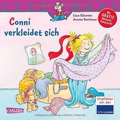 LESEMAUS, Band 146: Conni verkleidet sich von Liane Schneider http://www.amazon.de/dp/3551089469/ref=cm_sw_r_pi_dp_40Pvub0QV81TH