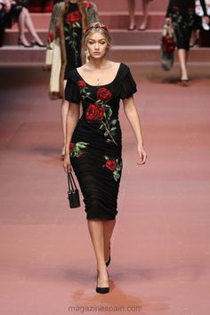 Milan Fashion Week 2015: Dolce & Gabbana