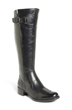 Free shipping and returns on Crown by Børn 'Roxie' Boot (Nordstrom Exclusive)(Women)(Wide Calf) at Nordstrom.com. Crackled leather or soft suede textures an essential knee-high boot, handcrafted for flexible comfort, while a narrow inset of stretch leather down the back gives a bit for a perfect, accomodating fit.