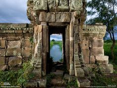 West Mebon temple, West Baray