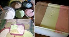 38 Ideas For Cake Homemade Diy Cake Decorating For Kids, Cake Decorating With Fondant, Diy Ice Cream, Homemade Ice Cream, Cake Recipes From Scratch, Easy Cake Recipes, Cake Design For Men, Resep Cake, Berry Cake