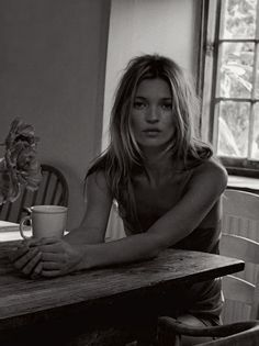 Kate Moss aux Naturelle.