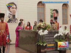 Comunidad indígena honra a Chávez este #12Oct (Video) - http://www.notiexpresscolor.com/2016/10/12/comunidad-indigena-honra-a-chavez-este-12oct-video/
