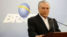 Brazil Leader Asks To Be Investigated