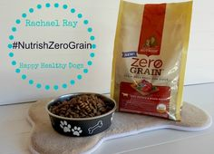 Rachael Ray Nutrish Zero Grain Dog Food Makes for Happy, Healthy Dogs  Rachael Ray™ Nutrish® Zero Grain™ Beef with Bison Recipe is made with simple, natural ingredients like real U.S. farm-raised beef, which is always the number one ingredient, combined with wholesome vegetables. And there are never any grains, glutens or fillers. #RachaelRay   #Nutrish   #Dogfood   #NutrishZeroGrain   #sponsored @Nutrish