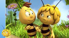 Maya De Bij - Ik heb een vriend 2000 Cartoons, Youtube, Mickey Mouse, Christmas Ornaments, Holiday Decor, Kids, Scrabble, Amigurumi, Bees