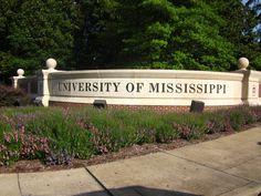 Ole Miss - Oxford, MS