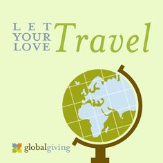 Let your love travel