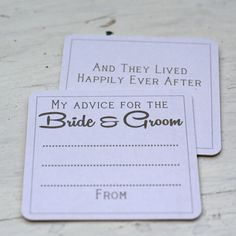 Are you interested in our advice for the bride and groom coasters? Ask wedding guests to fill in their advice for the bride and groom as a fab alternative to the traditional wedding guest book. Wedding Post Box, Wedding Ideas, Wedding Favours, Wedding Inspiration, Wedding Night, Diy Wedding, Wedding Ceremony, Wedding Stuff, Dream Wedding