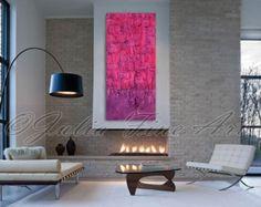 56 pollici scultura parete arte pittura astratta grande