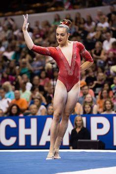 Maggie Nichols--2015 P&G National Championships