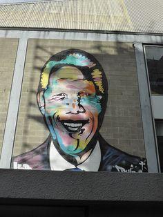 graffiti, Christchurch New Zealand