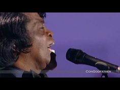James Brown & Luciano Pavarotti - It's a Man's World - YouTube