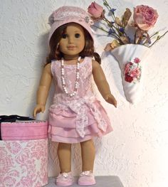 22 Best Dolls Ag Clothing Roaring 20 S Images In 2020