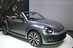 Revealed: 2013 Volkswagen Beetle Convertible - 2012 LA Auto Show Beetle Convertible, Kelley Blue, Import Cars, Blue Books, Latest Cars, Vw Beetles, Girls Best Friend, Dream Cars, Bugs