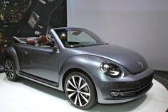 Revealed: 2013 Volkswagen Beetle Convertible - 2012 LA Auto Show