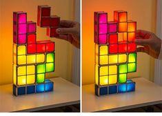 Siempre Quise Uno: Lámpara de Tetris - Kichink!